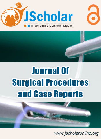 Journal of Surgical Procedures and Case Reports