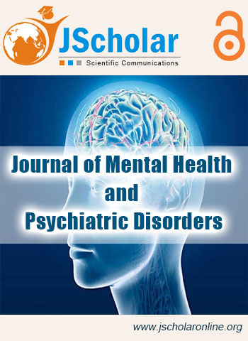Journal of Mental Health and Psychiatric Disorders