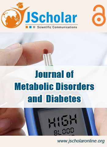 Journal of Metabolic Disorders and Diabetes