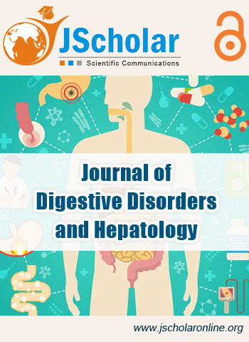 Journal of Digestive Disorders and Hepatology