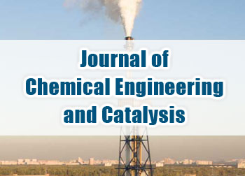 Journal of Chemical Engineering and Catalysis